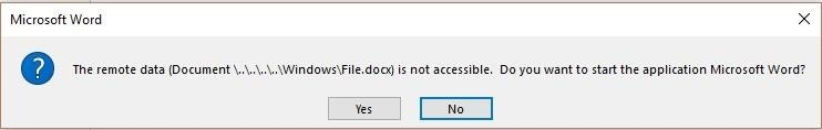 How to Hide DDE-Based Attacks in MS Word