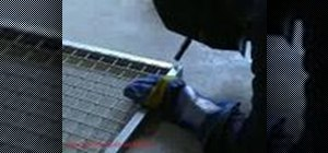 Tack and lay a weld bead while mig welding