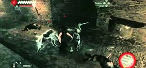 Earn the Plumber achievement in Assassin's Creed: Brotherhood