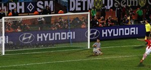 The Science of a Penalty Kick