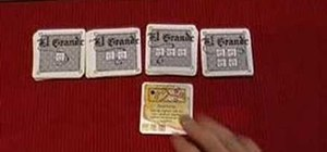 "Play the board game ""El Grande"""