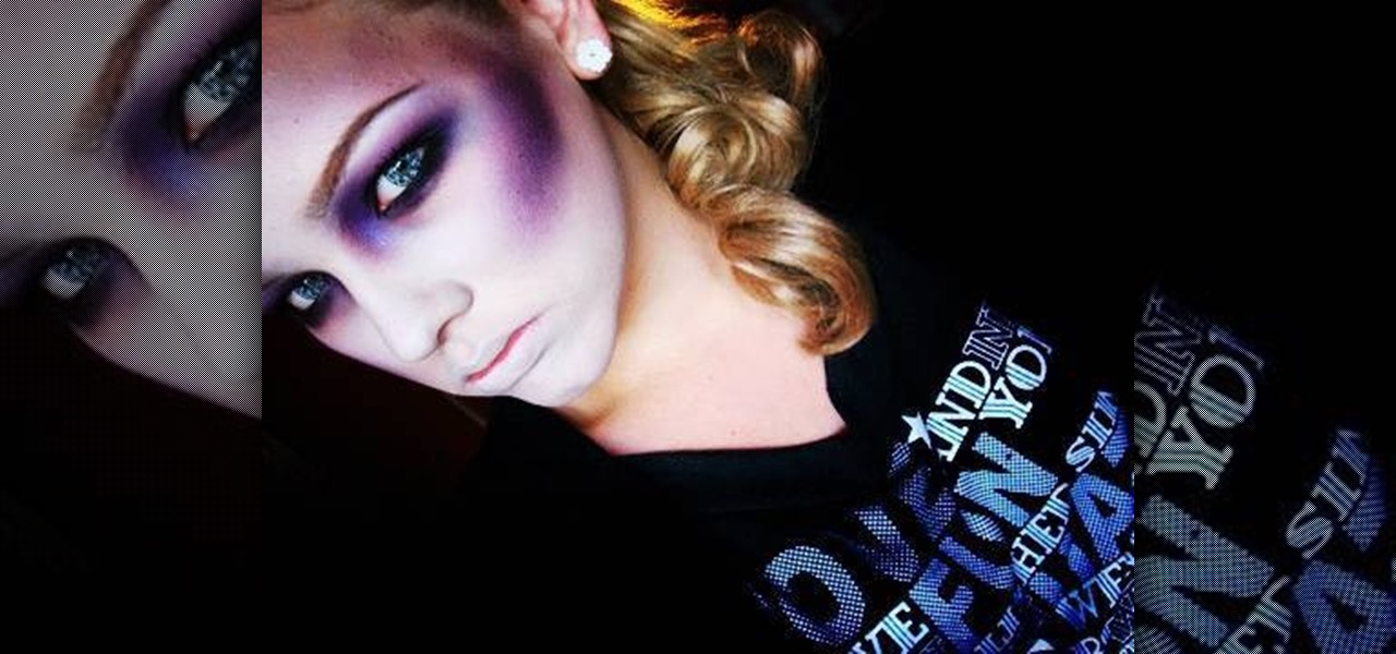 How to Create a pretty zombie look for Halloween Â« Makeup ...