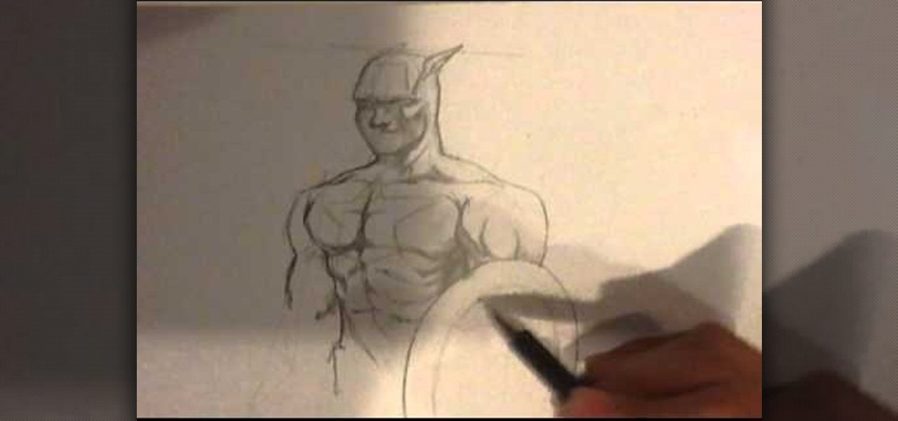 How to Draw Captain America « howtodrawfantasy