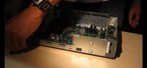 Revive your XBox 360 and fix the RROD