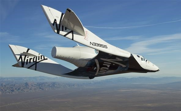 Space Tourism, Here We Come!