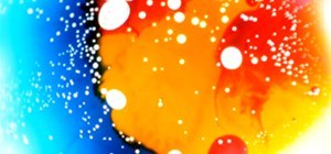 144 Hours of Spray Paint Explosions Compressed Into 4 Minutes