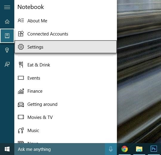 how to open websites with cortana windows 10