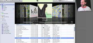 Organize your iTunes music on a Mac