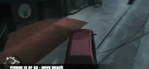 Unlock the Endangered Species achievement in GTA IV