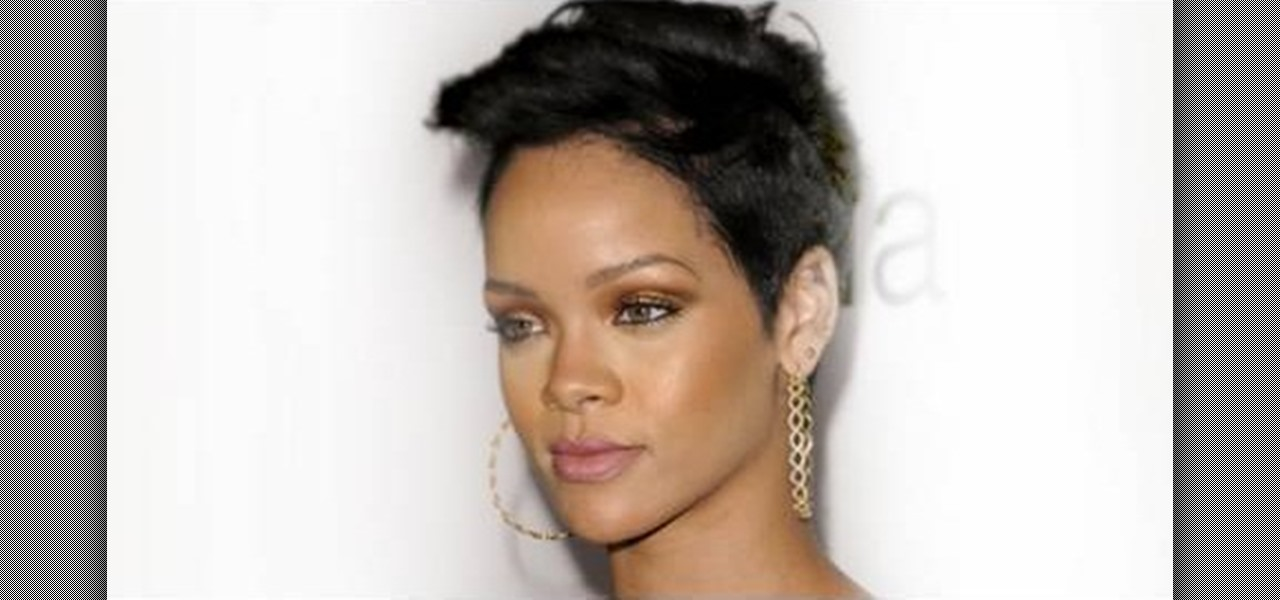 How to Create an easy Rihanna inspired bronze makeup look Â« Makeup ...