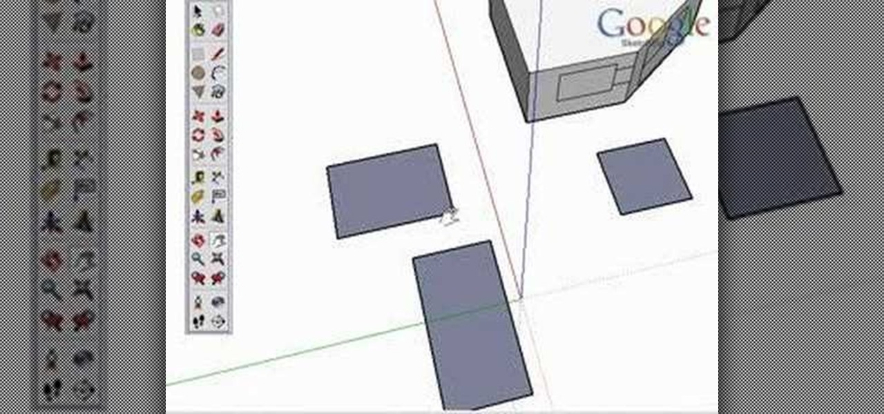 How To Draw Rectangles In Google Sketchup Software Tips