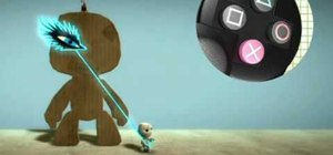 Use your stickers in Little Big Planet for PS3