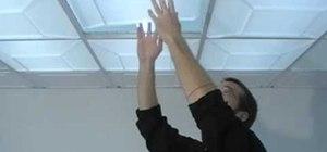 Illuminate your ceilings