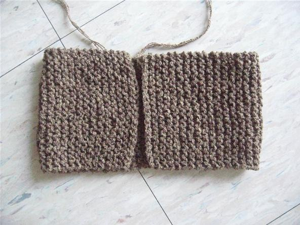Mobius Scarf Knitting Pattern