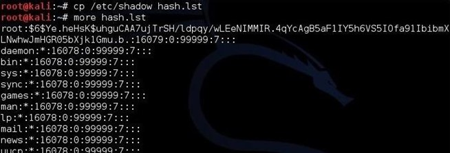 hashcat – Technote