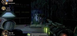 Get the 9-Irony achievement in Bioshock 2
