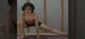 Doa yoga deep hip and groin stretch