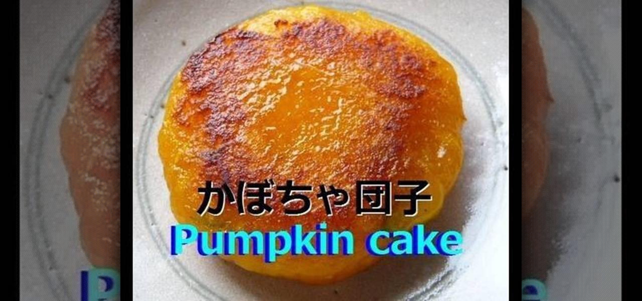 How To Make Japanese Pumpkin Cake « Breadmaking :: WonderHowTo