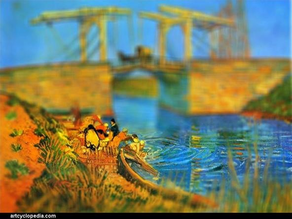 Photoshop Magic Brings Van Gogh to Life