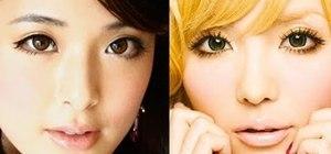 Create a doll-inspired Tsubasa Hime Gyaru makeup look