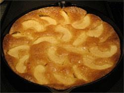 RECIPE: Ann Brettingen's Swedish Apple Cake