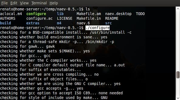 First Steps of Compiling a Program in Linux