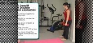 Do a back pain preventing workout