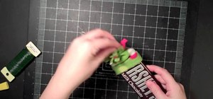 Craft a simple paper snowman cover for a Hershey's bar