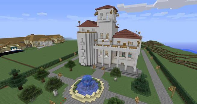 Minecraft World 39 S Weekly Workshop Recreating A World