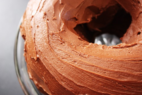RECIPE: Mexican Chocolate Chile Cake