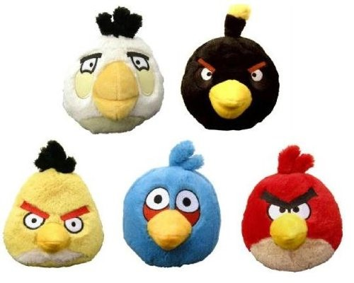 Is FarmVille's Zynga Gearing Up to Buy Angry Birds Sensation Rovio?