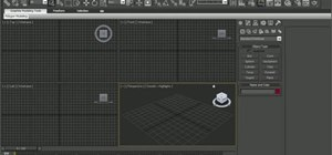 Use Assemblies and Groups in 3D Studio Max 2010