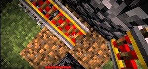 Build a working subway in Minecraft