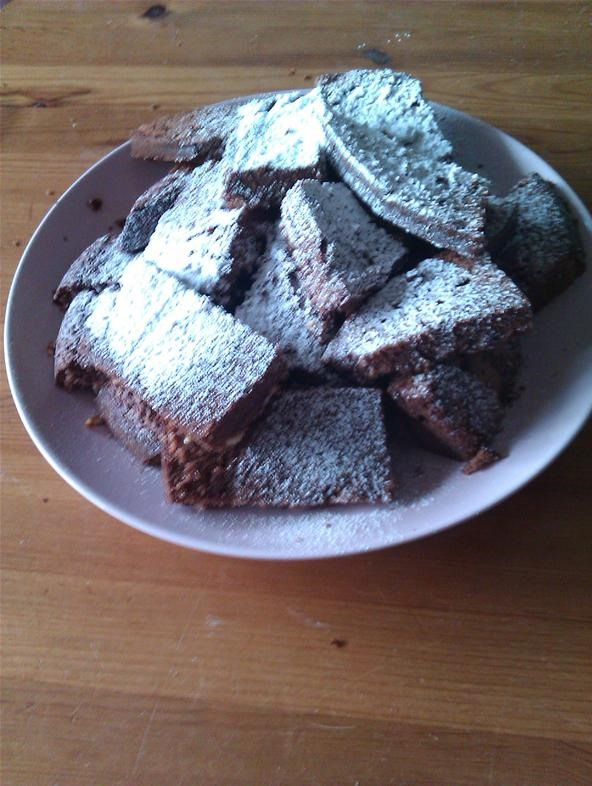 How to Make Develish Triple Chocolate Brownies