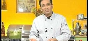Make refreshing Indian mint chutney