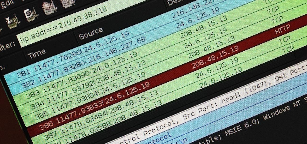 Digital Forensics for the Aspiring Hacker, Part 2 (Network Forensics)