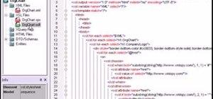 Edit, debug, and profile XSLT 1.0 and 2.0 with XMLSpy