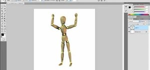 Use the Puppet Warp tool in Adobe Photoshop CS5