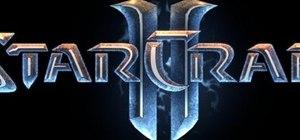 Create the StarCraft II logo from scratch in Blender 2.5