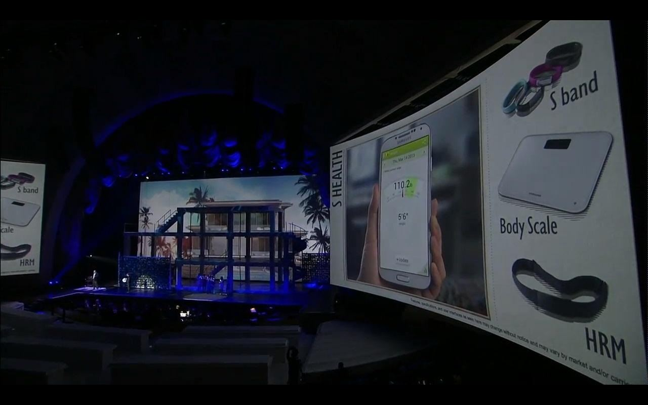 The Rundown of Samsung's New Flagship Galaxy S4 from Their Live Unpacked Event
