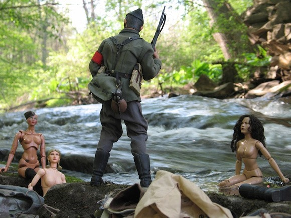Barbies and Nazis Revive Beaten-Left-for-Dead Coma Victim
