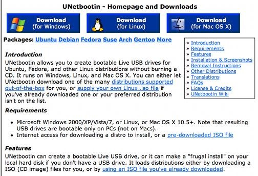 How to Install Linux on a USB With Unetbootin