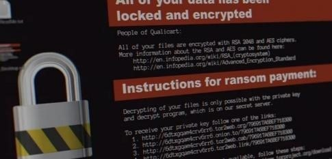 """ Ransomwares "" for the Blackhat -By:MOhamed Ahmed"