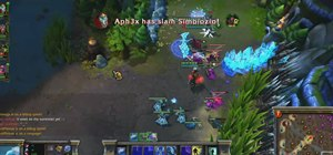 Play Anivia the Cryophoenix as your champion on League of Legends