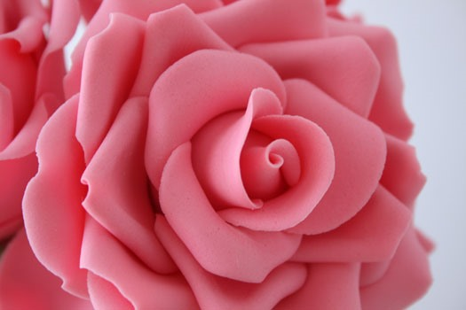 HowTo: Beautiful Gum Paste Roses