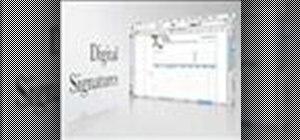 Digitally sign PDFs in Adobe Acrobat