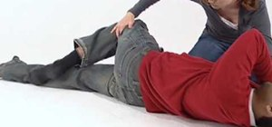Use the recovery position (British Red Cross)