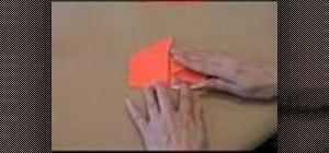 Origami an azalea