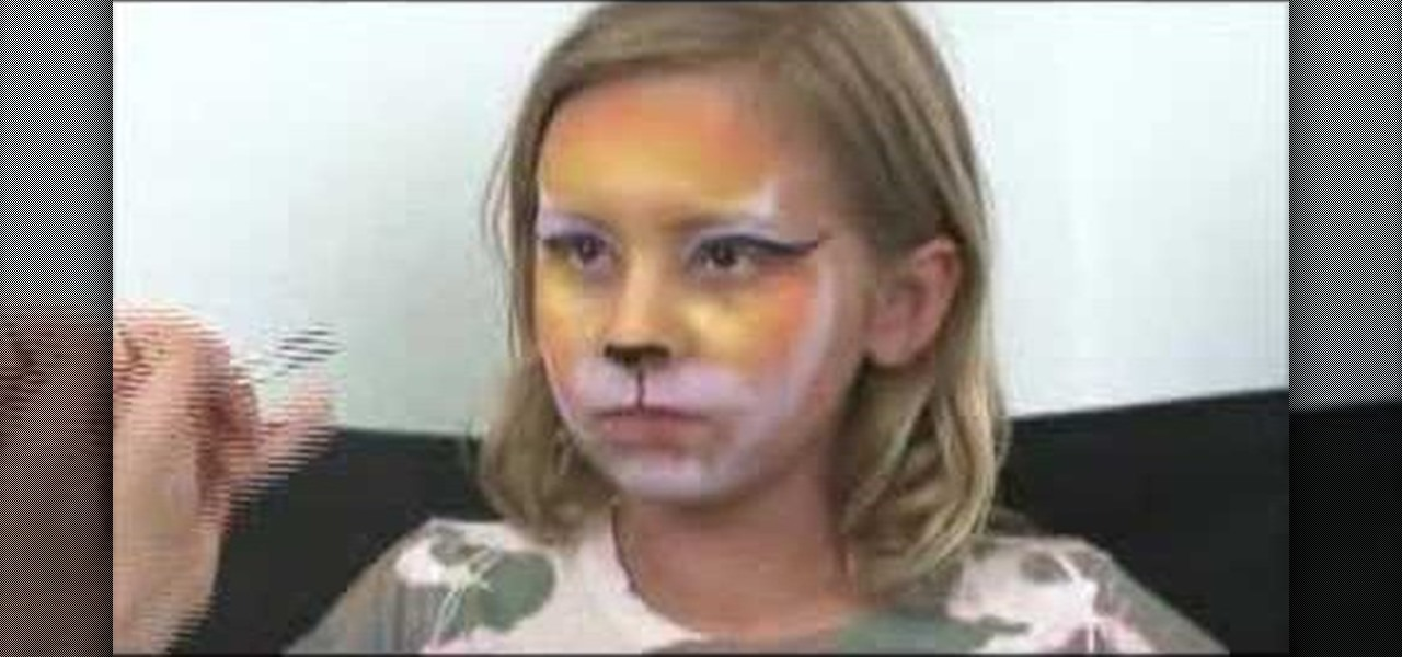 Cheetah Face Paint Pictures