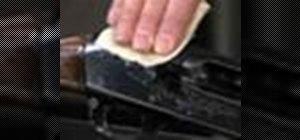 Fix light rust on your firearm